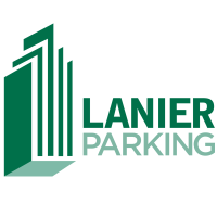 Lanier Parking logo